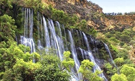 زیباترین آبشارهای ایران,آبشارهای ایران