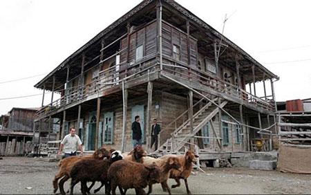 گُمیشان کجاست,استان گلستان,جاهای دیدنی استان گلستان