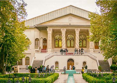 موزه سینما باغ فردوس , کافه ویونا باغ فردوس
