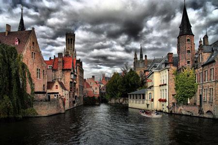زیباترین شهر های دنیا