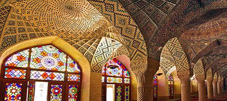 عکس مسجد نصیرالملک