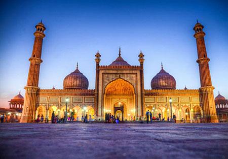 بزرگنرین مساجد جهان