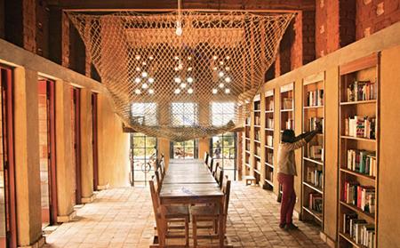 کتابخانه های غیرعادی جهان