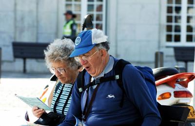 قابل توجه سالمندان عازم سفر
