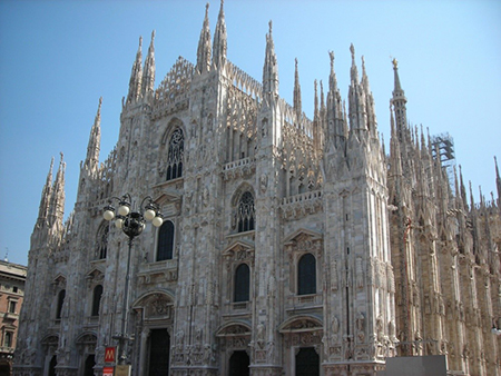 کلیساهای زیبا و تماشایی جهان