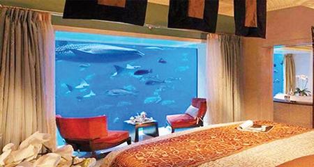 معروفترین هتلهای دنیا