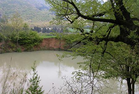 دریاچه گل رامیان،تصاویر  دریاچه گل رامیان
