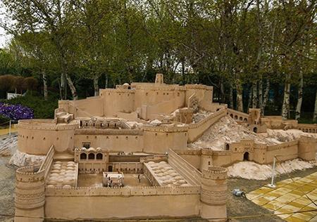 تصاویر باغ موزه مینیاتور