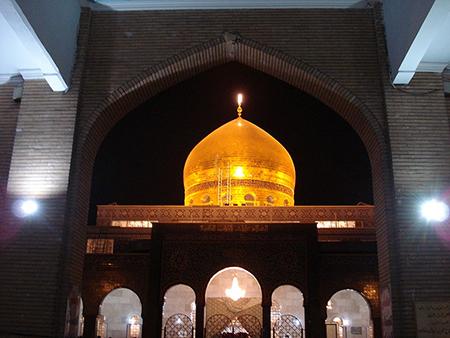 عکسهای حرم حضرت زینب