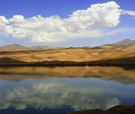 عکس های دریاچه خندقلو