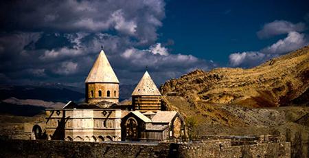 زیباترین کلیساهای ایران,کلیساهای ایران