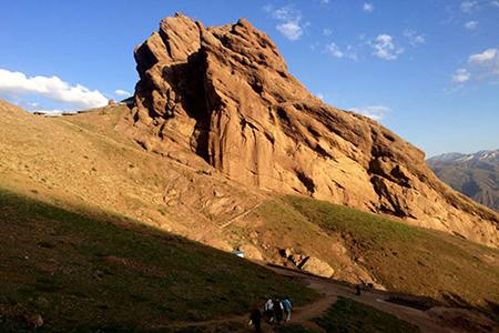 دره الموت, منطقه توریستی الموت