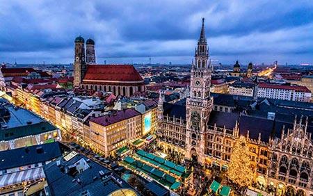 تصاویر دیدنی کشور آلمان