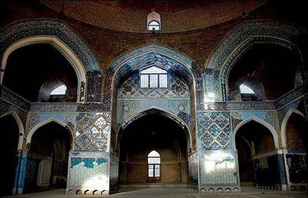مکانهای تفریحی تبریز،دیدنی های تبریز