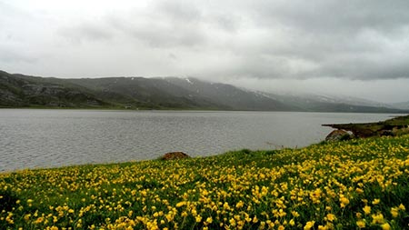 تصویر دریاچه نئور