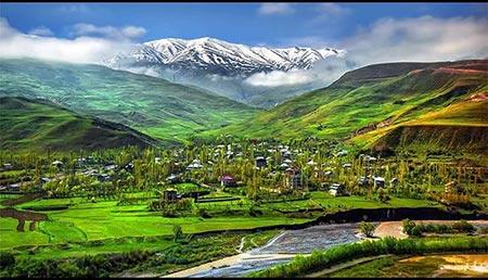 دره طالقان
