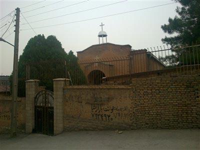 کس کلیسای پنطی کهستی,کلیساهای ایران