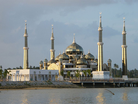 مهم ترین مساجد جهان, بزرگترین مساجد جهان