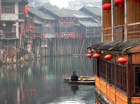 دیدنی های چین,نمکانهای تفریحی چین