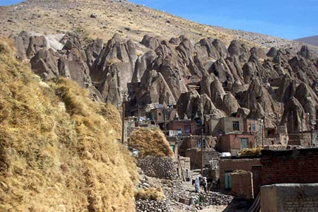 روستای کندوان در تبریز