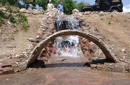 عکس های آبشار آیینه