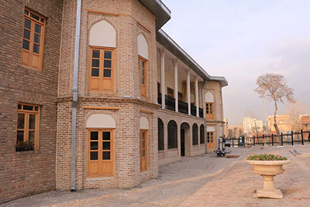 مکانهای تاریخی ایران