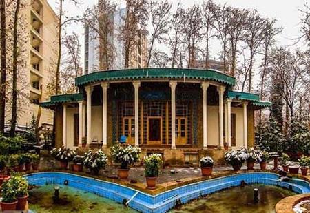 دانلود عکس خانه های زیبا در تهران