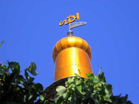 امامزاده سید محمد نوربخش در سولقان تهران