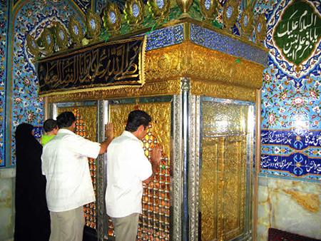 ,مامزاده سید محمد نوربخش در سولقان تهران