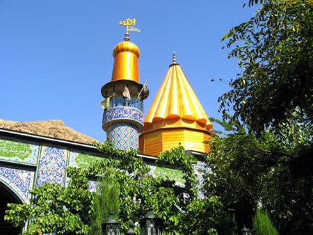 ,امامزاده سید محمد نوربخش در سولقان تهران