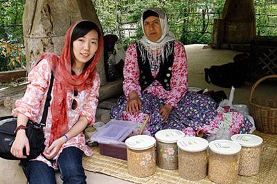 مهمان نوازی ایرانیان