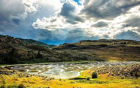 عکس های دریاچه خالدار