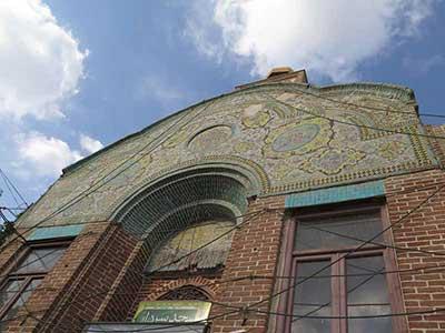 عکس های مسجد سردار اروميه مسجد سردار