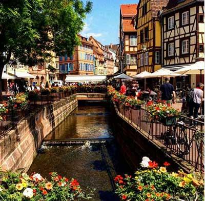 زیباترین خیابان های دنیا