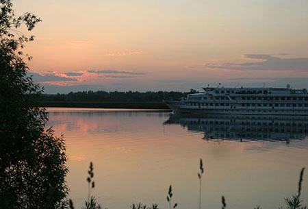 نهر الفولجا