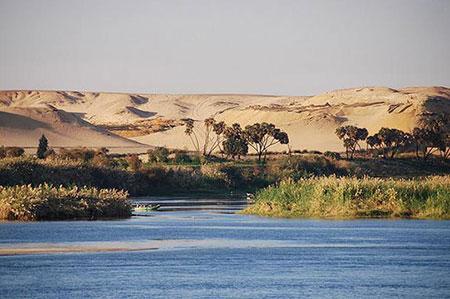 2. نهر النيل