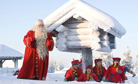 لاپلَند (Lapland) – فنلاند
