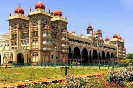 قصر تاریخی میسور,تصاویر قصر