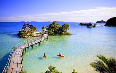 مکانهای تفریحی فیجی
