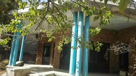 عکس خانه نیما یوشیج