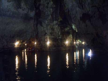 دومین غار بزرگ آبی ایران