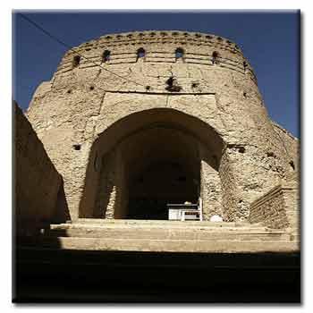 نارین قلعه مهمترین بناى تاریخى شهرستان میبد