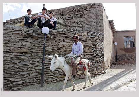 یک روستای رنسانسی در ایران +تصاویر