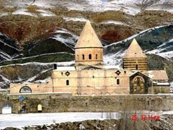تنها شهر بی كولر ایران