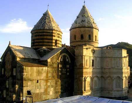 قدیمیترین كلیسای جهان در ایران