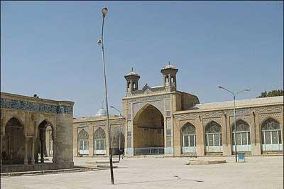 شش مسجد دیدنی ایران