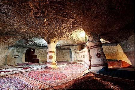 روستای باستانی میمند کرمان