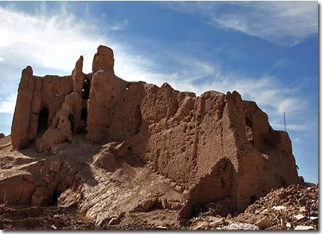 گزارش تصویری: بنای تاریخی  قلعه اردشیر در شهر کرمان