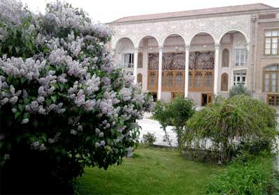 زیباترین خانه تبریز+عکس