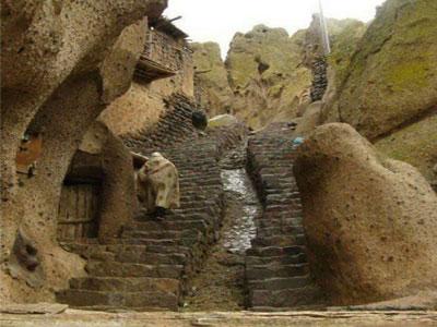 سومین روستای شگفتانگیز دنیا در ایران!